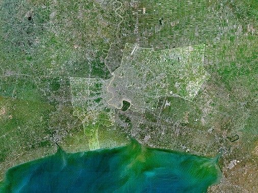 bangkok-city-area-satellite-image