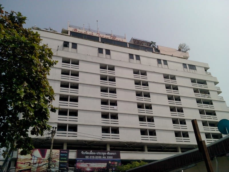 Exterior view of Bangkok Inter Place Hotel