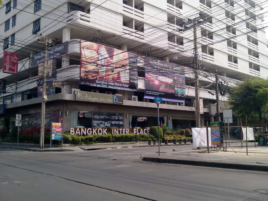 Bangkok Inter Place Hotel Near Rajamangala Stadium