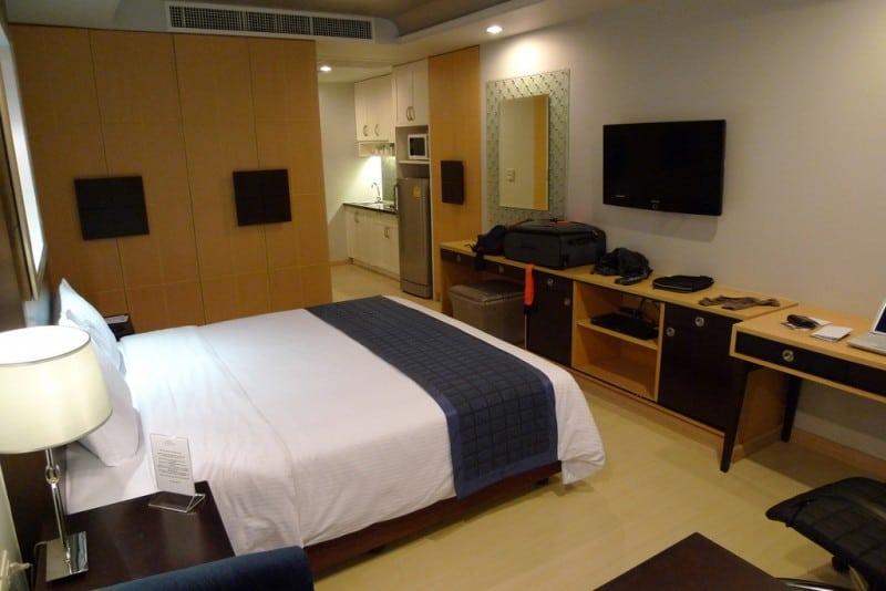 Admiral Premier Hotel Inside Room