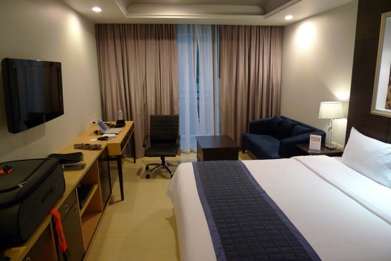 Admiral Premier Hotel Interior Room