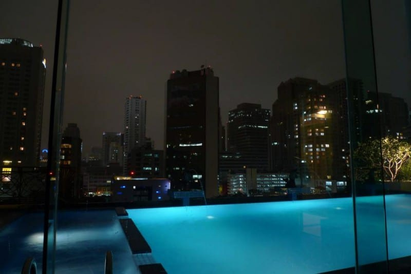 Admiral Premier Rooftop Pool