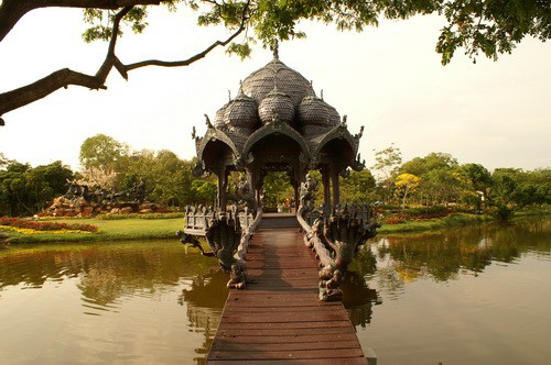 Ancient Siam - The Ancient City - Muang Boran