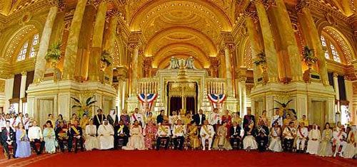Ananta Samakhom Throne Hall - Bangkok Thailand