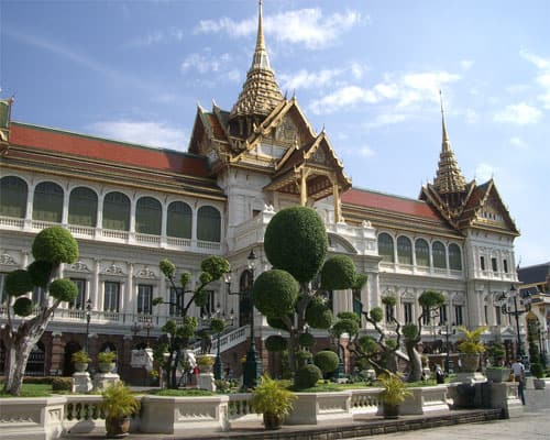 The Grand Palace - Bangkok Thailand