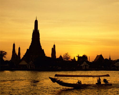 Wat Arun - The Temple Of Dawn