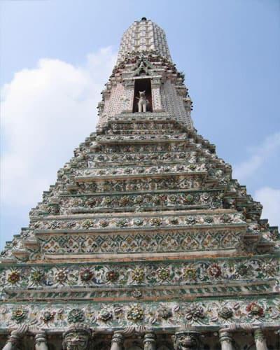Wat Arun - The Temple Of Dawn - Bangkok, Thailand.