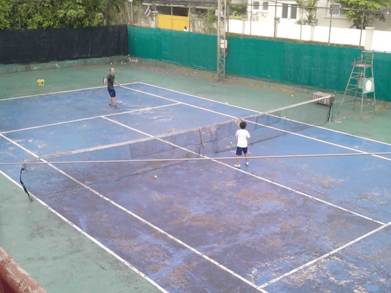 Santisuk Tennis Courts Thonglor
