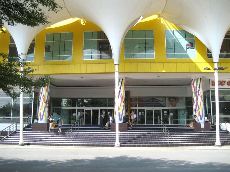 union mall shopping centre
