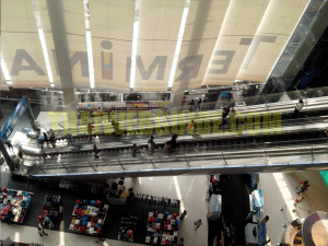terminal 21 shopping center elcalators1